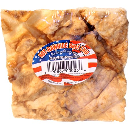 USA NOT-RAWHIDE BEEF CHIP 15 CT.