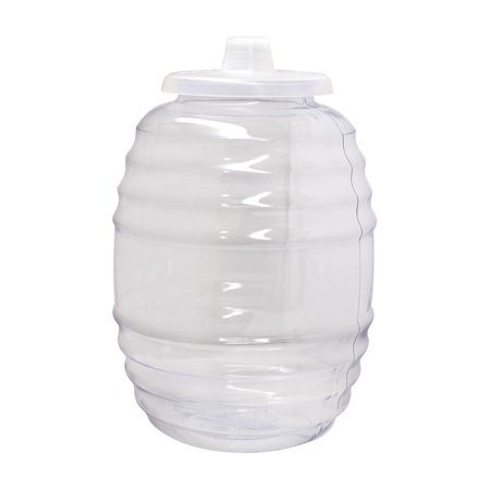 THE BEST Aguas Frescas, 3 gallons, Vitrolero Plastic Water Container, Vitrolero, 3