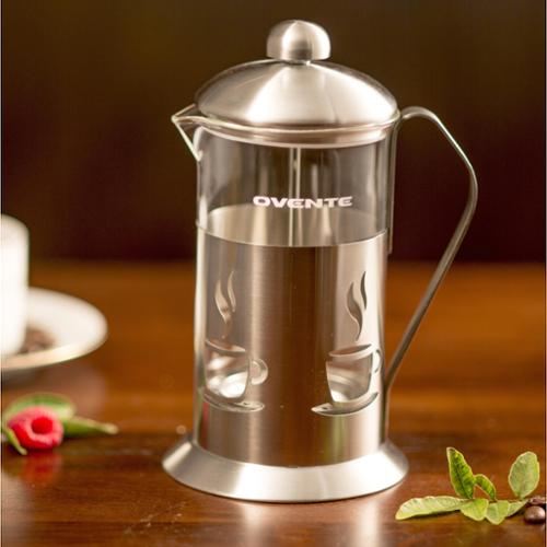 Ovente FSC Series French Press Coffee Maker 12 oz