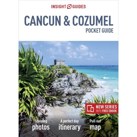 - Insight Guides Pocket Cancun & Cozumel