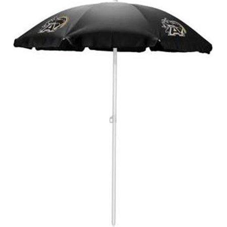 Picnic Time 822-00-179-764-0 Army, US Military Academy Black Knights Digital Print Beach Umbrella, Black - image 1 of 1