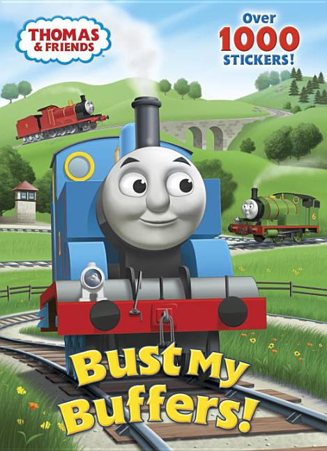 Thomas & Friends (Paperback): Thomas & Friends: Bust My Buffers!  (Paperback) - Walmart.com - Walmart.com