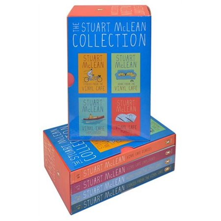 The Stuart McLean Collection (Stories From the Vinyl Cafe/Home From the Vinyl Cafe/Vinyl Cafe Unplugged/Vinyl Cafe