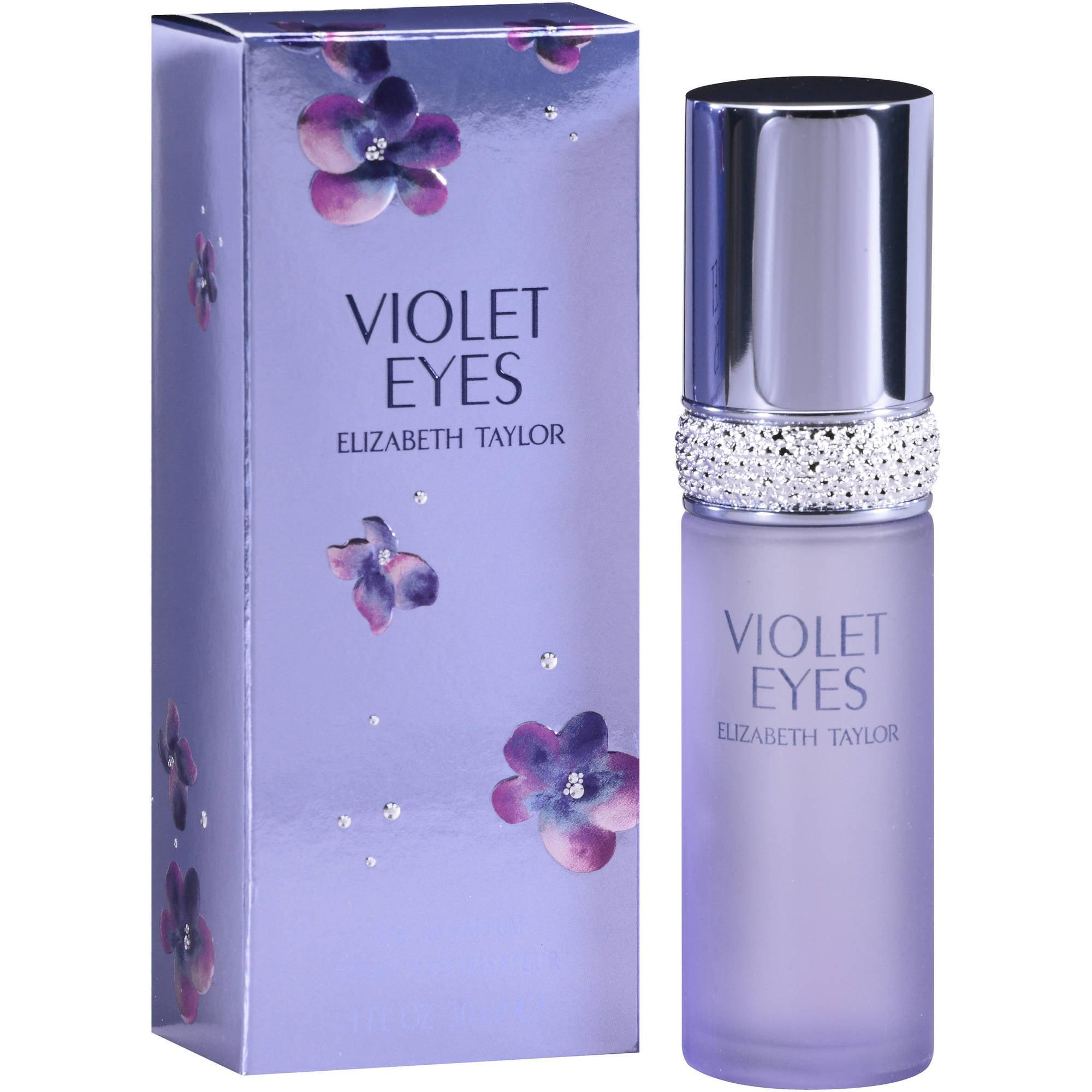 Elizabeth Taylor Violet Eyes Eau de Parfum Spray, 1 fl oz