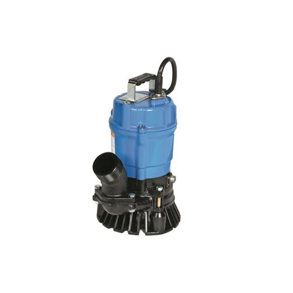Tsurumi LB-480-62 2-Inch 2//3 HP Compact Utility Submersible Dewatering Pump