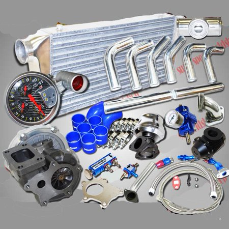 T3/T4 Turbo Kits + Intercooler Kits 2004 - 2007 Mazda RX8