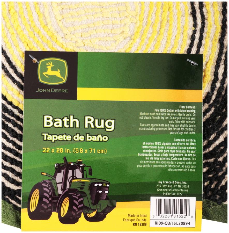 Superbe John Deere Bath Rug   Walmart.com