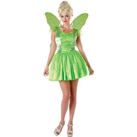 Deluxe Fairy Women's Adult Halloween Costume (Deluxe Fairy Costume)