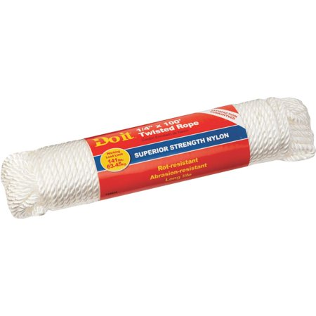 Do it Twisted Nylon Packaged Rope