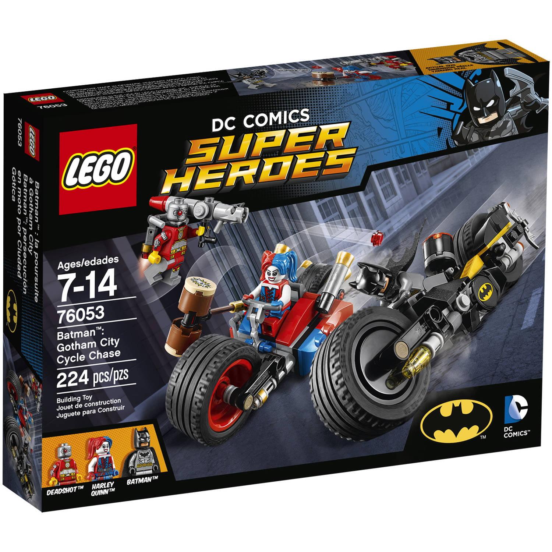 LEGO Super Heroes Batman: Gotham City Cycle Chase, 76053