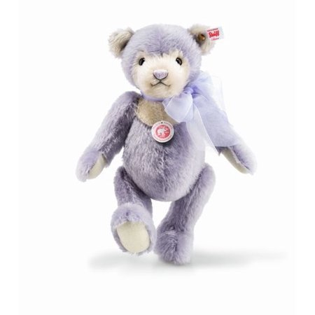Steiff Laurin Lilac Limited Edition Mohair Teddy Bear EAN 006487 ()