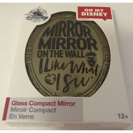 Disney Store Evil Queen From Snow White Glass Compact Mirror New with Box](Disney Snow White Evil Queen)