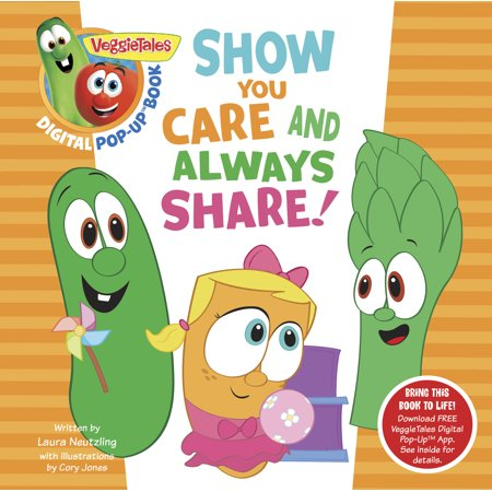 VeggieTales: Show You Care and Always Share, a Digital Pop-Up Book (Stocks That Always Go Up In December)
