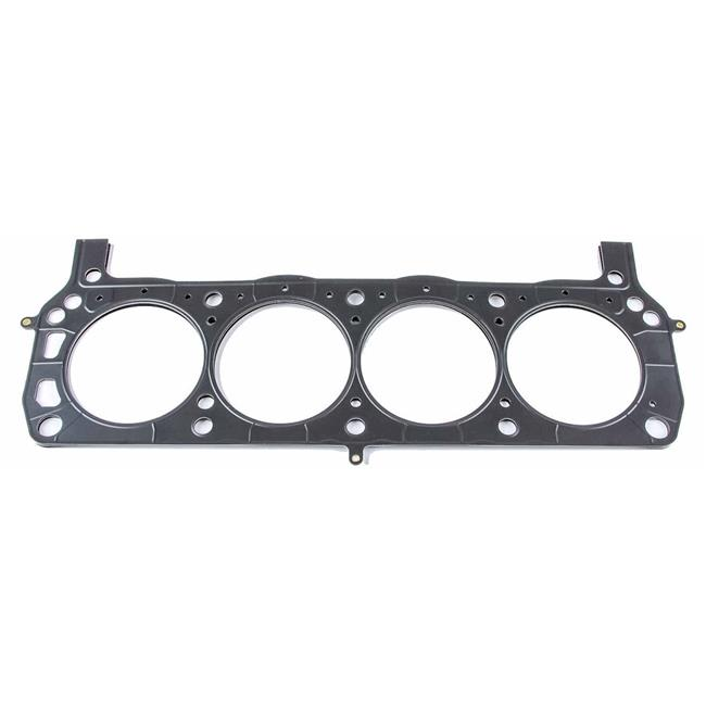 Cometic Gaskets C5512-051 4.060 - 0.051 in. Multi Layered Steel Head Gasket for Small Black Ford - image 1 de 1