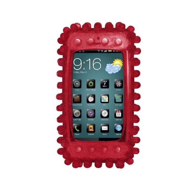 FoneFace J1006x2 Bounce Lazer The Only Universal Cover - Red, 2 Pack