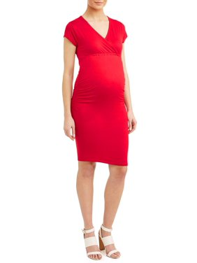 910b26487cf Product Image Maternity Nursing Friendly Knit Dress - Available in Plus  Sizes
