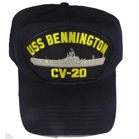 Uss Essex Class - USS BENNINGTON CV-20 HAT CAP USN NAVY SHIP ESSEX CLASS AIRCRAFT CARRIER APOLLO 4