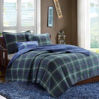 Home Essence Teen Bradley Quilted Coverlet Bedding Set