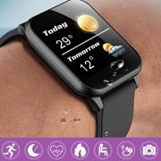 Waterproof Smart Watch Heart Rate Monitor Bracelet Wristband for Android