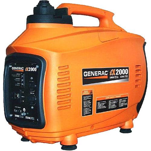 Generac 5793 iX2000 2,000 Watt 126cc 4-Stroke OHV Gas Pow...