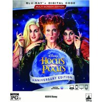 Hocus Pocus (25th Anniversary Edition) (Blu-ray + Digital Copy)