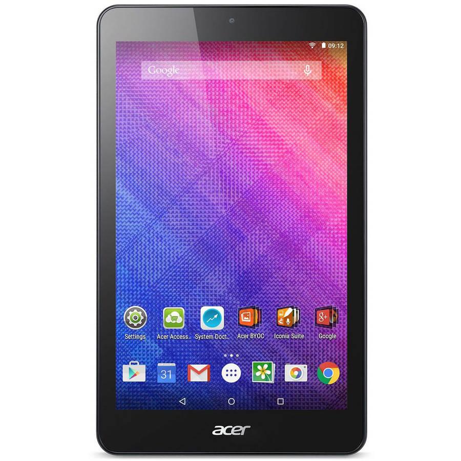 "Acer 8"" Tablet PC Intel QUAD-CORE 1.33 GHZ 1 GB RAM 16GB ..."
