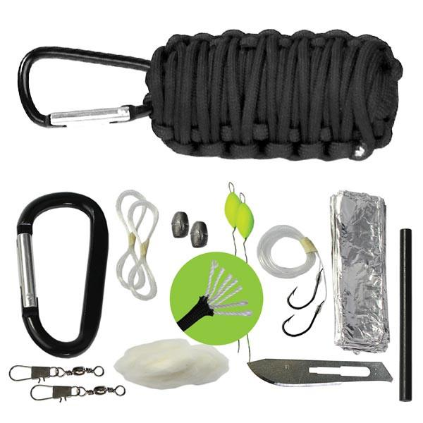 Survival Frog Paracord Grenade Survival Kit by Survival Frog
