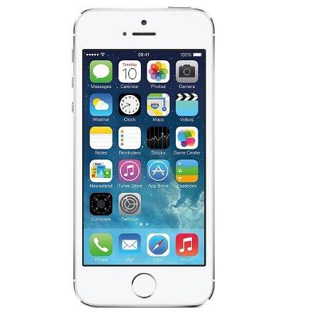 apple iphone 5s 32gb silver refurbished. Black Bedroom Furniture Sets. Home Design Ideas