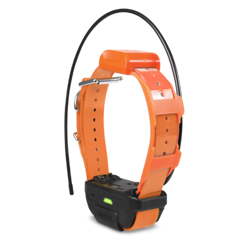 Dogtra GPS Tracking and E-Collar for Remote DOG Training-Orange Pathfinder Tracking Only Collar