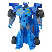 Transformers Cyberverse Action Attackers: 1-Step Changer Soundwave Action Figure