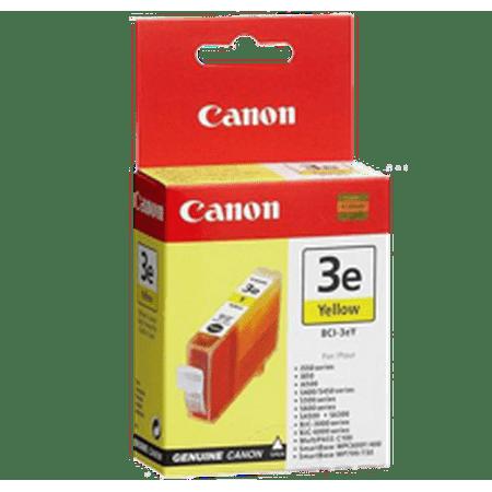 ~Brand New Original CANON BCI-3eY YELLOW INKTANK for Canon i850 - image 1 de 1