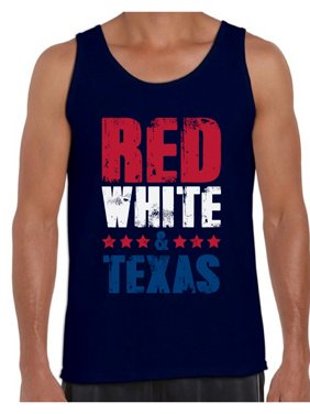 fe32a28d9663e Product Image Awkward Styles Red White   Texas Tank Top for Men Texas  Muscle Shirts 4th of July