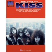 Bass Recorded Versions: The Best of Kiss (Paperback)