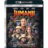 Jumanji: The Next Level (4K Ultra HD + Blu-ray + Digital Copy)