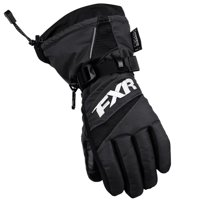 FXR Child-Youth Helix Glove Authentic Thinsulate Waterproof Snowmobile Snocross