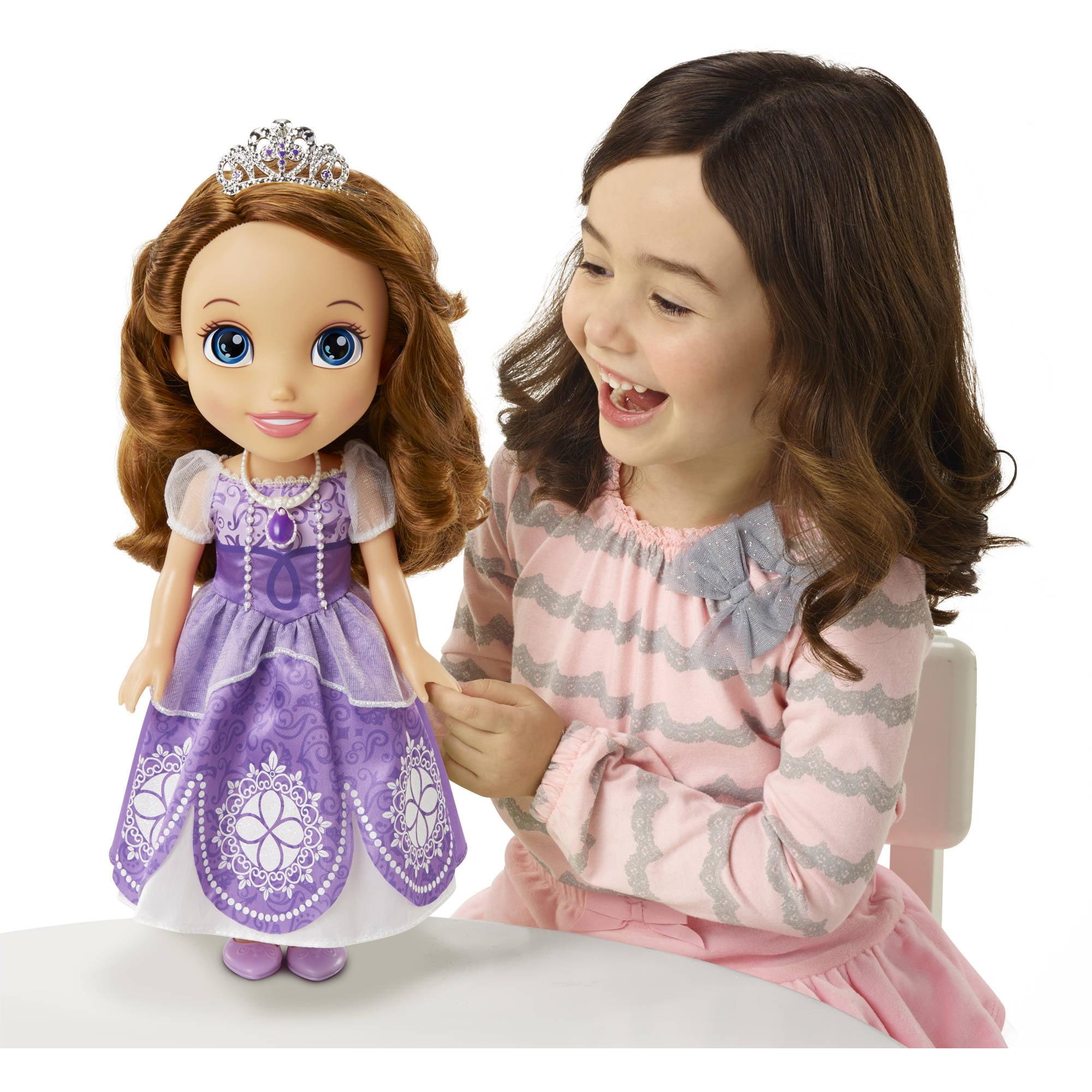 """Sofia the First 14"""" Sofia Doll"""