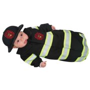 Fireman Bunting Baby Halloween Costume