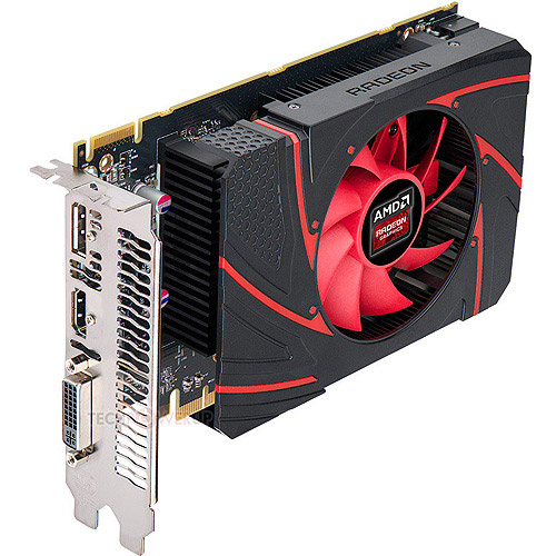 iBUYPOWER AMD Radeon R7-250 1GB Graphics Card