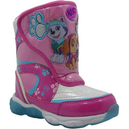 Paw Patrol Girls' Winter Boot