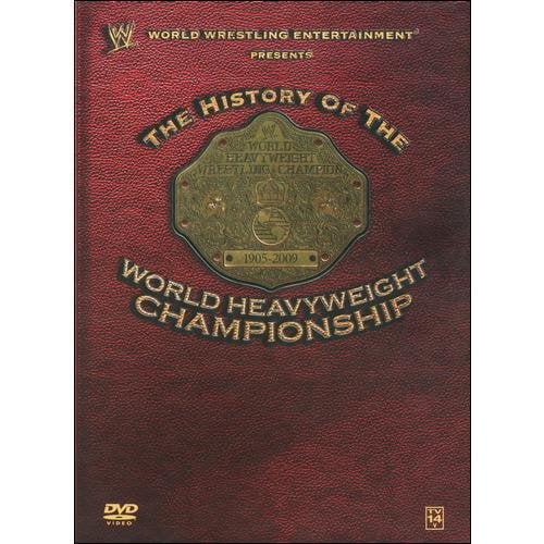 WWE: History Of The World Heavyweight Championship (Full Frame)