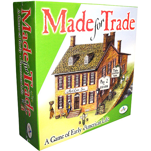 Talicor - Made for Trade Talicor Game, 10 X 3 X 10 in, 8 Years