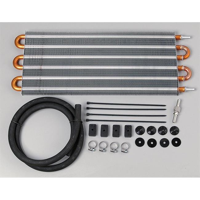 FLEXALITE 4120 Transmission Oil Cooler Kit Hd 6Pass