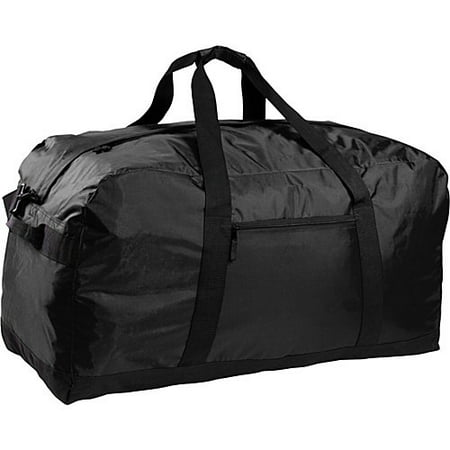 Extra Large Duffle Bag In Black