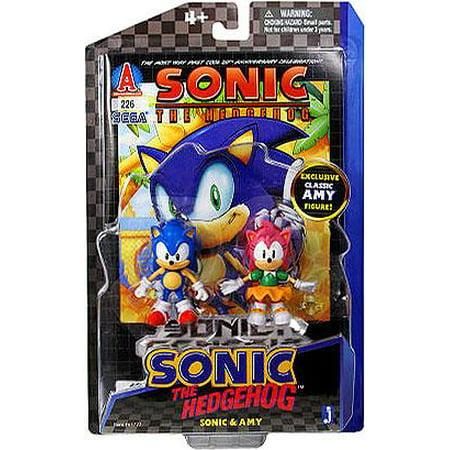 Sonic The Hedgehog Comic Series Sonic & Amy 3.5