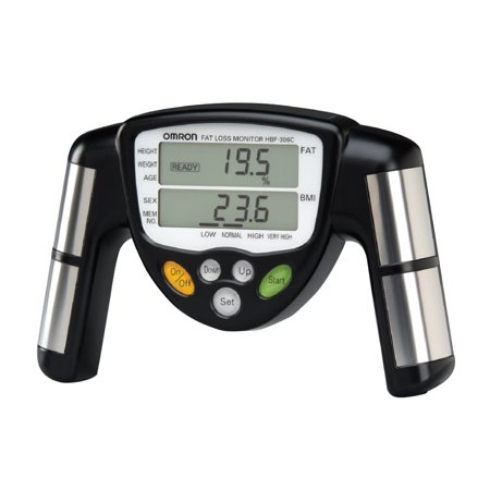 Fat Loss Monitor, Measures body fat weight and percentage with clinically Proven accuracy By (Best Way To Drop Body Fat Percentage)