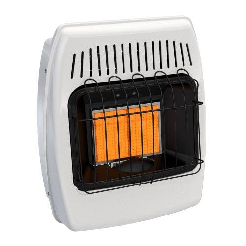 Dyna-Glo IR12NMDG-1 12,000 BTU Infrared Natural Gas Vent Free Wall Heater
