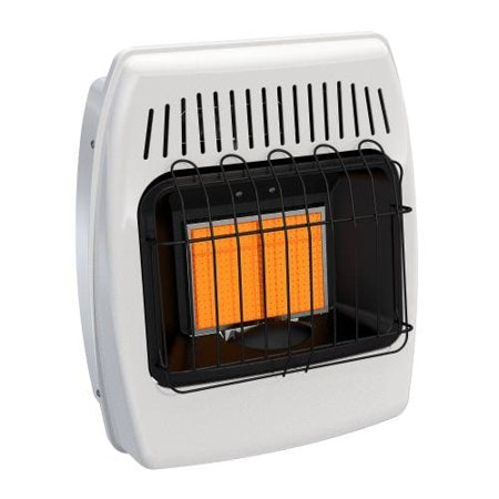 Dyna Glo Ir12nmdg 1 12 000 Btu Infrared Natural Gas Vent Free Wall Heater