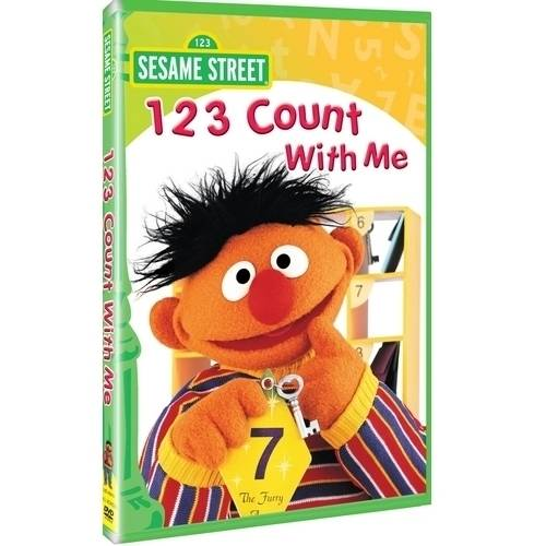 Sesame Street: 1,2,3 Count With Me (Full Frame)