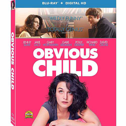 Obvious Child (Blu-ray + Digital HD) (With INSTAWATCH) (Widescreen)