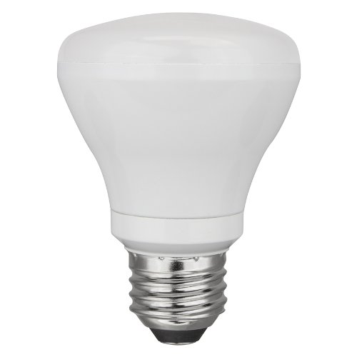 Great Value LED (R20) Light Bulbs, 7W (50W Equivalent), Dimmable, 2-Pack